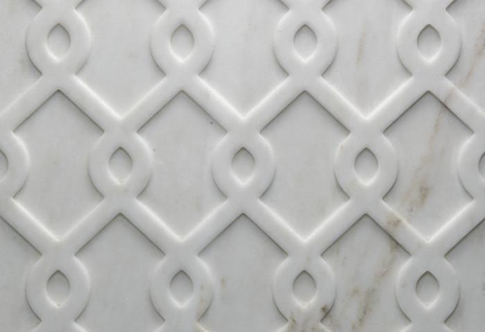 Bassorilievo - Bianco del Re