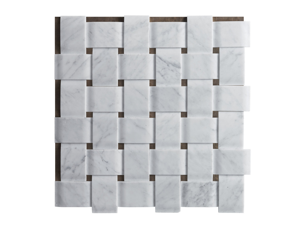 Bianco Carrara + Noce Matt