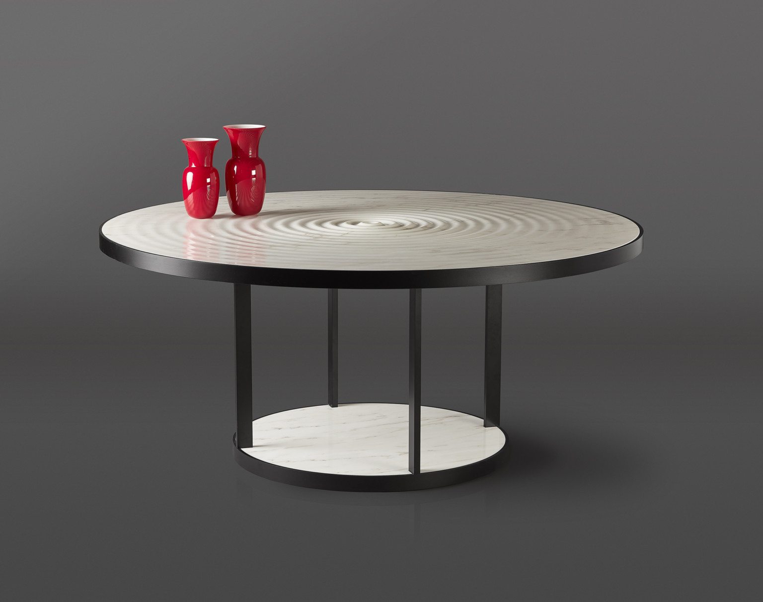 Tavolin in marmo di design di Kreoo