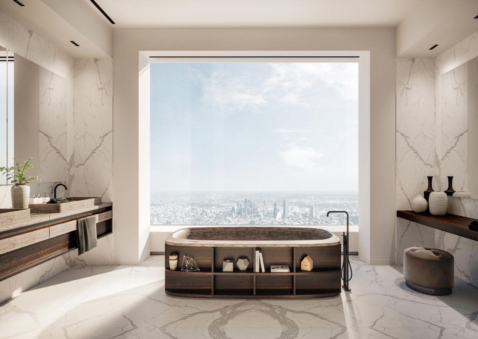 Vasche da bagno in marmo Kreoo